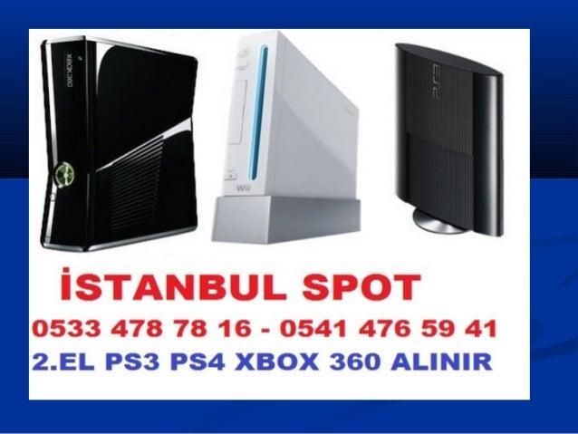 FİRUZKÖY 2.EL XBOX 360 PS3 PS4 ALANLAR 0533 478 78 16,  FİRUZKÖY 2.EL PLAYSTATİON ALAN YERLER,2.el Konsol Ps4 ps3 xbox 360...