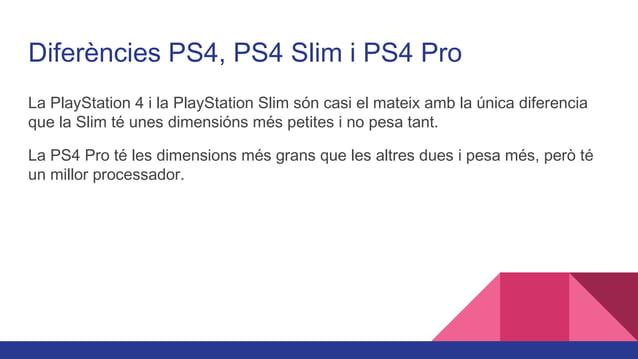 Quina preferim? Nosaltres preferim la PS4 ja que els gràfics no són tant nítids com la xbox one. I es poden jugar als jocs...