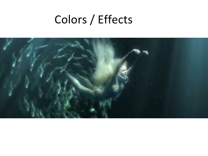 Colors / Effects
