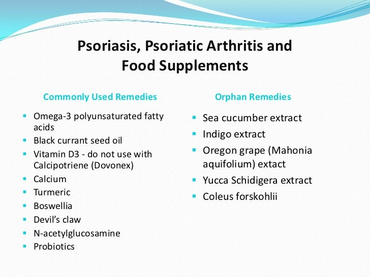 Psoriatic Arthritis And Connection To Diet An