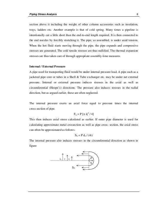 manual stress analysis rh slideshare net Beam Stress Calculation Stress and Strain Calculations