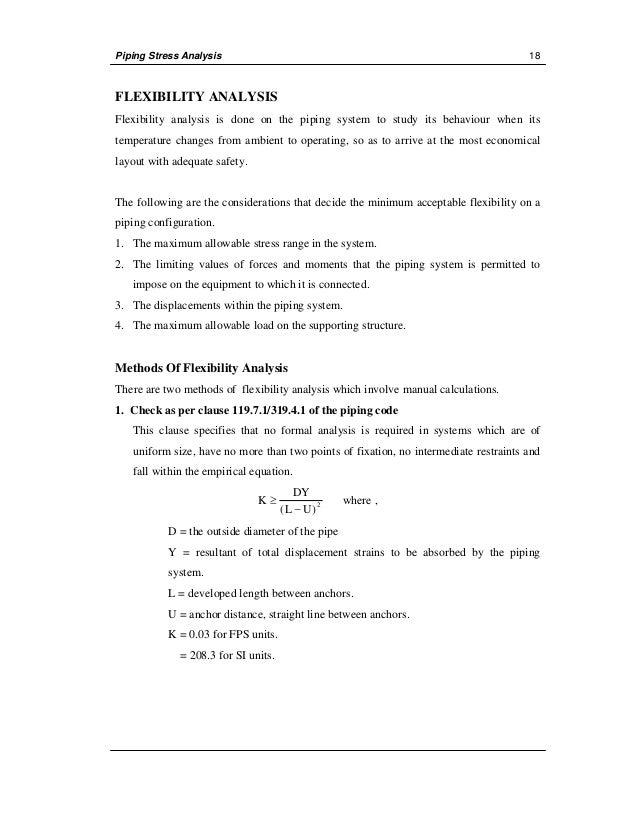 manual stress analysis rh slideshare net Beam Stress Calculation Stress Force Area