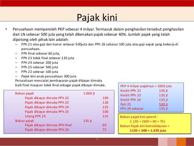 Psak 46 pajak penghasilan 25032015