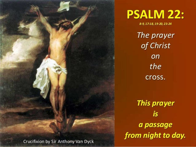 Image result for psalm 22