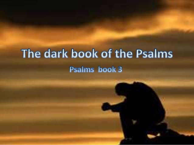 The book opens with a claim: Psalm 73 Truly God is good to Israel, to those who are pure in heart. And followed by a crisi...