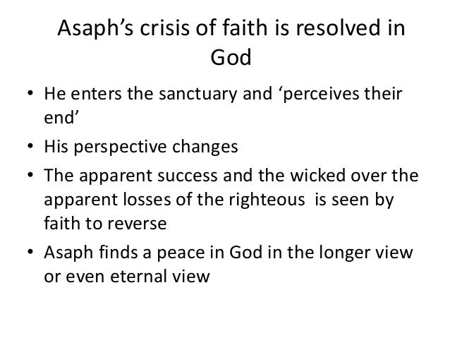 who is asaph in the book of psalms