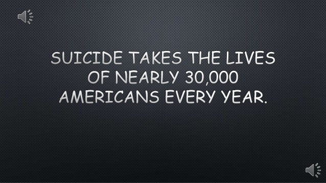 Suicide PSA GLR