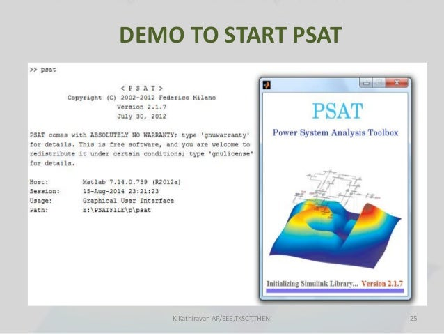 Psat toolbox-8631349