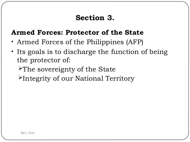 PSCN Lecture 3: Constitution Article 1 and 2 ( Section 1-6)