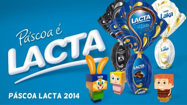 Páscoa Lacta 2014
