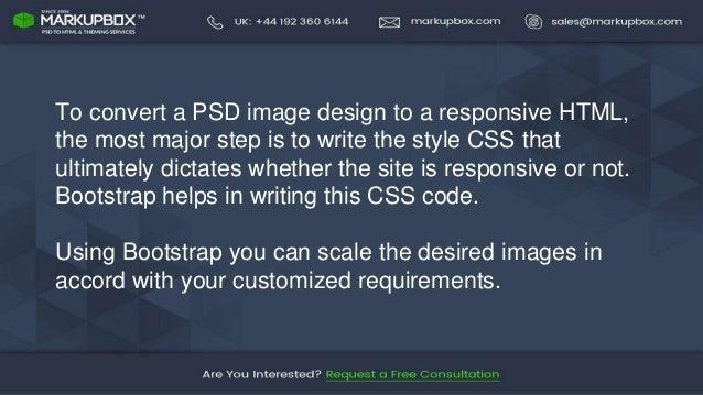 convert pdf to responsive html