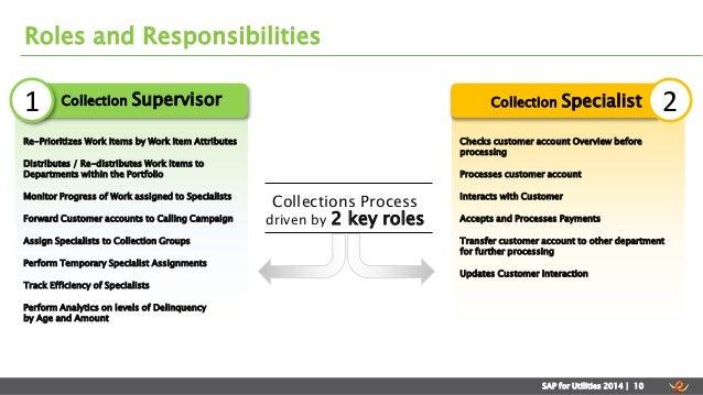 Pseg Tcs Sap Collections Management