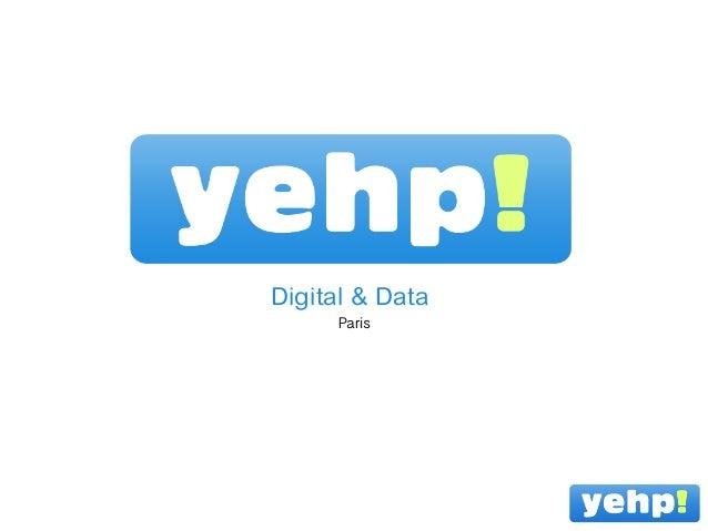 Digital & Data Paris