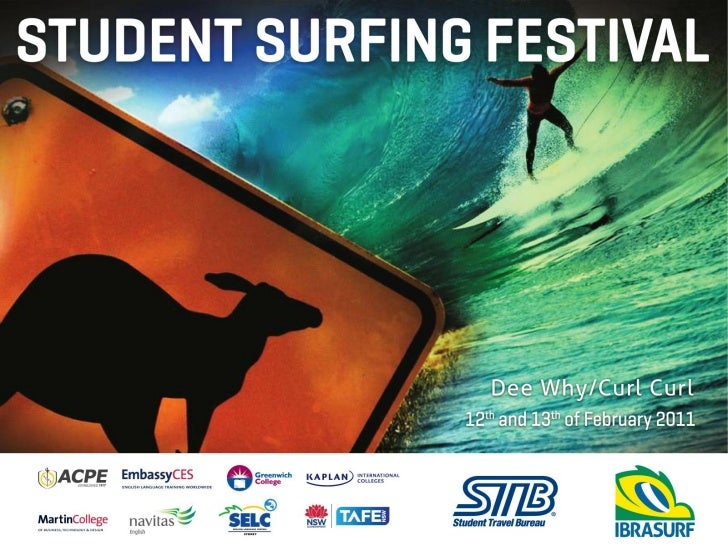 12 e 13 de fevereiro de 2011 - Curl CurlO Instituto Brasileiro de Surf realizou nos dias 12 e 13 de fevereiro de 2011 oSTB...