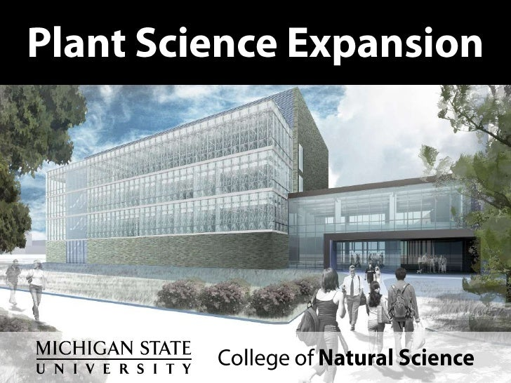 Plant Science Expansion<br />