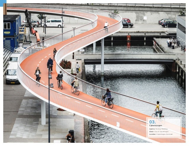 Cykelslangen Agency Dissing+Weitling Client City of Copenhagen Location Copenhagen. Denmark 03.
