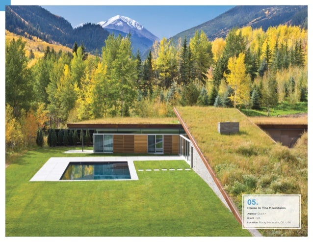 House In The Mountains Agency Gluck+ Client N/A Location Rocky Mountains, CO. USA 05.
