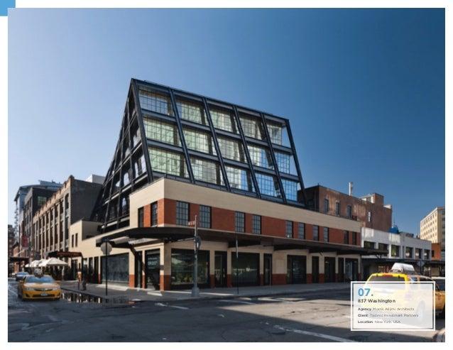 837 Washington Agency Morris Adjimi Architects Client Taconic Investment Partners Location New York. USA 07.