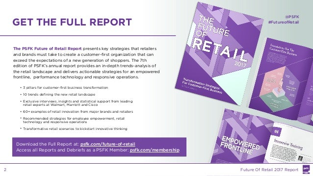 • 3 pillars for customer-first business transformation • 10 trends defining the new retail landscape • Exclusive interview...