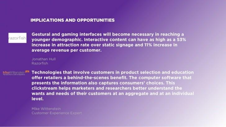 PSFK Future Of Retail Report 2011