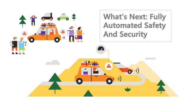 What's Next: Fully Automated Safety And Security