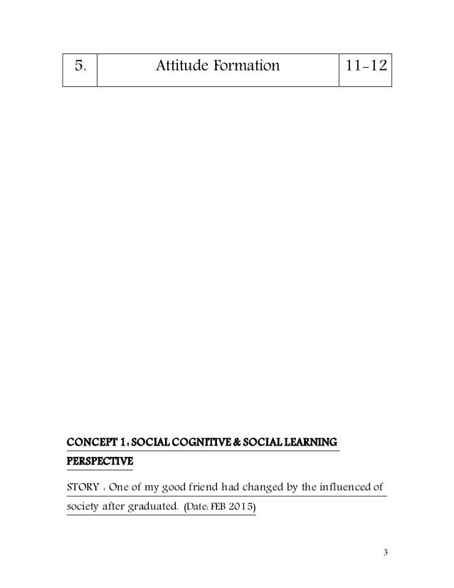 Pshcology assignment 1 . Slide 3