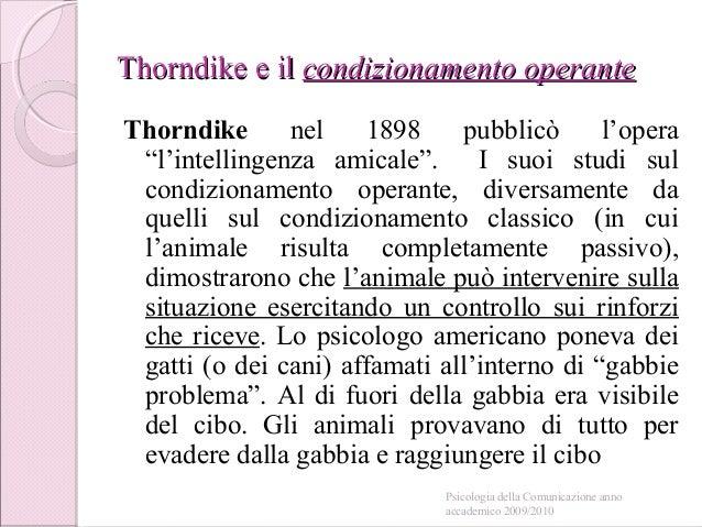 Psic comunicazione 53 thorndike e ilthorndike e il condizionamento operantecondizionamento operante thorndike nel fandeluxe Gallery