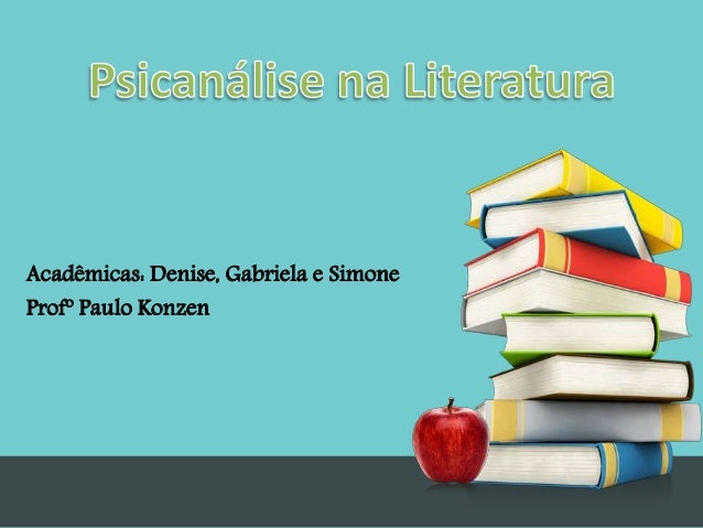 Acadêmicas: Denise, Gabriela e Simone Profº Paulo Konzen