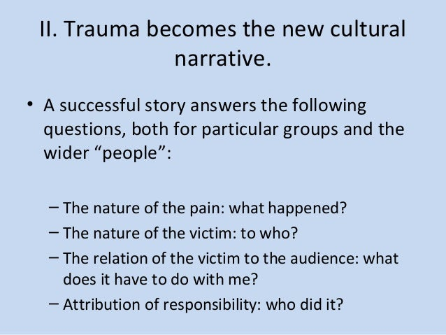 Collective pdf trauma and cultural identity