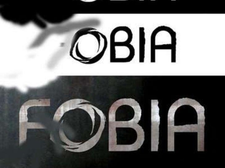    Un fòbia, es un trastorn emocional    caracteritzat una por intensa i    desproporcionada a certs objectes o    situac...