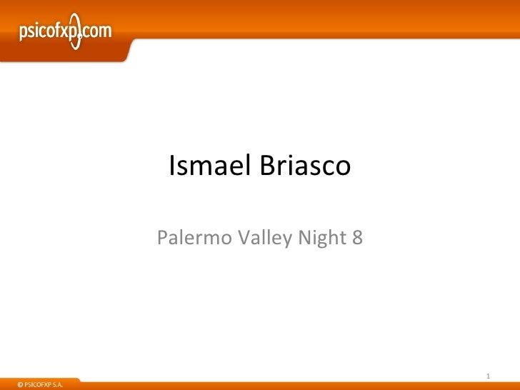 Ismael Briasco Palermo Valley Night 8
