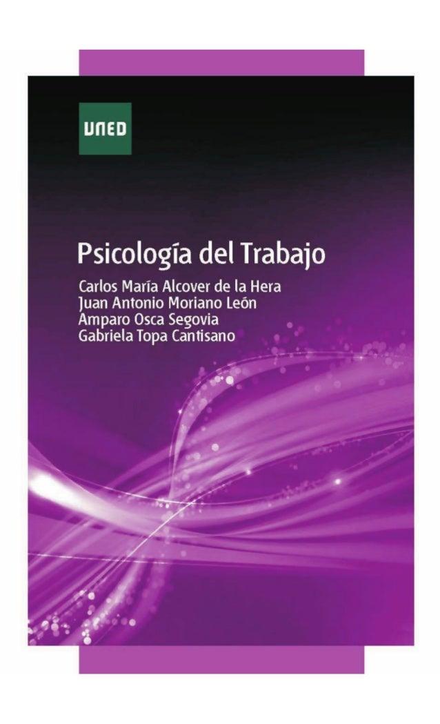 Libros Uned Psicologia Grado Pdf