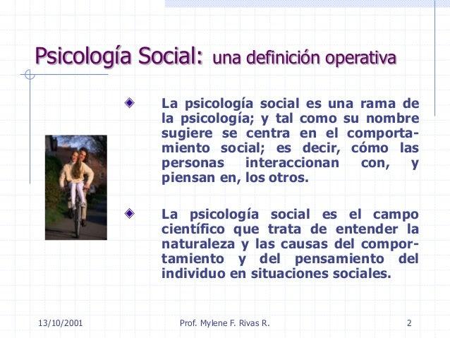 Psicolog a social definiciones for Que es divan en psicologia