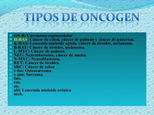 Factores que contribuyen a la mutación de proto-oncogenes: Agentes Mutágenos: Agentes Físicos Agentes Químicos Agentes Bi...