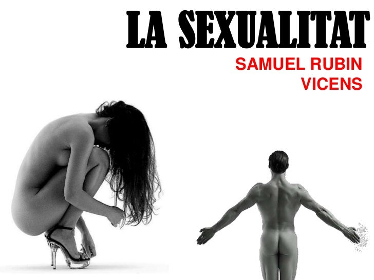 LA SEXUALITAT     SAMUEL RUBIN           VICENS