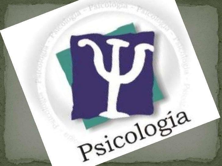 la psicología es una disciplina que estudia elcomportamiento del ser humano, esta analiza los treprocesos mentales :•cogni...