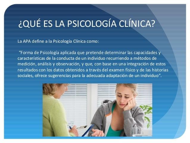 Psicolog a cl nica y de la salud for Que es divan en psicologia