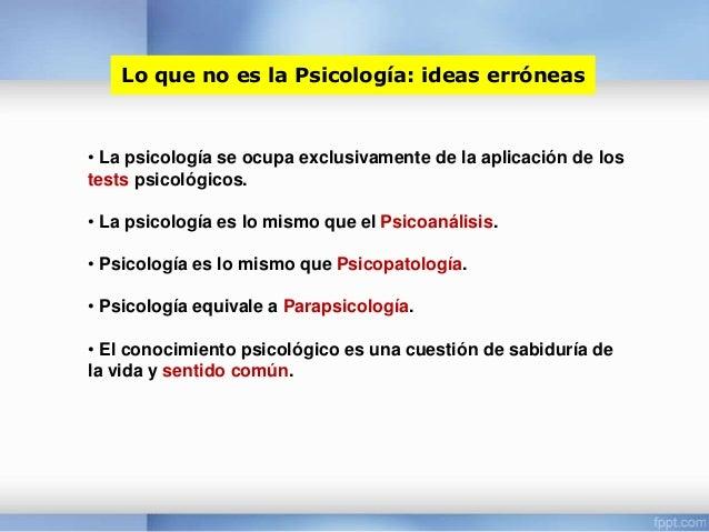 La psicologia como ciencia for Que es divan en psicologia