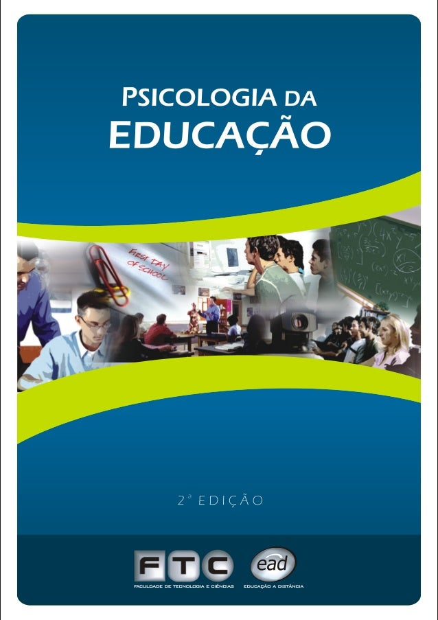 1 PSICOLOGIA DA EDUCAÇÃO
