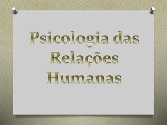 O que é Psicologia? A psicologia é a ciência que estuda os processos mentais (sentimentos, pensamentos, razão) e o comport...