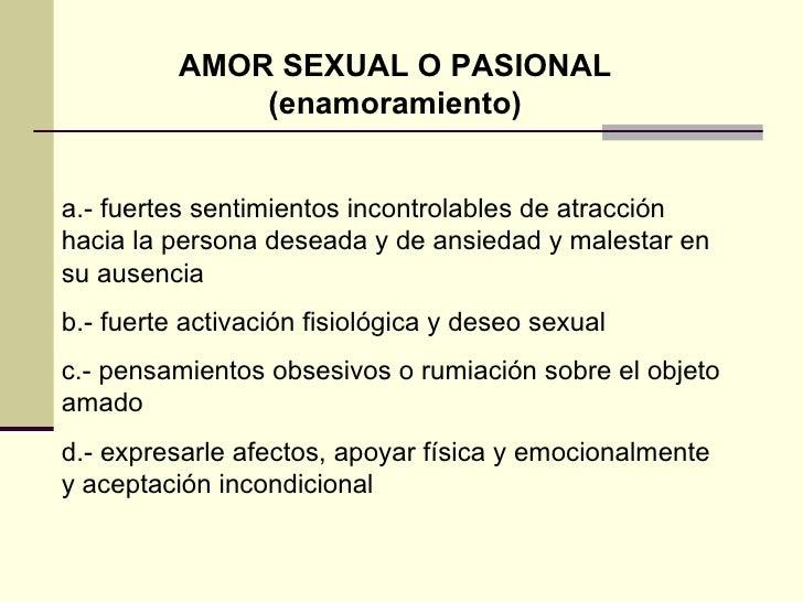 Psicologia Del Amor