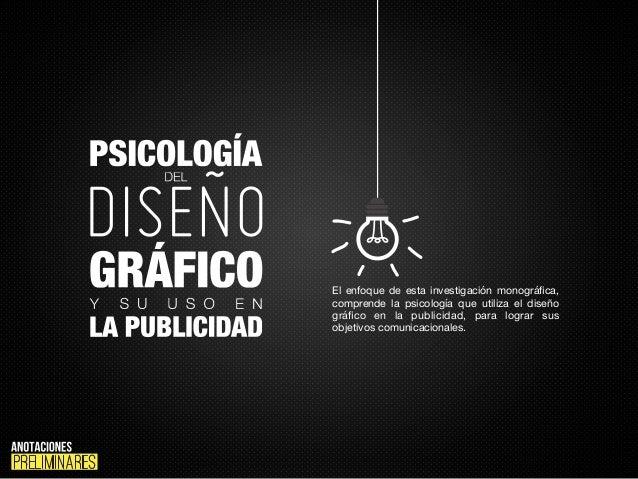 psicología del diseño gráfico