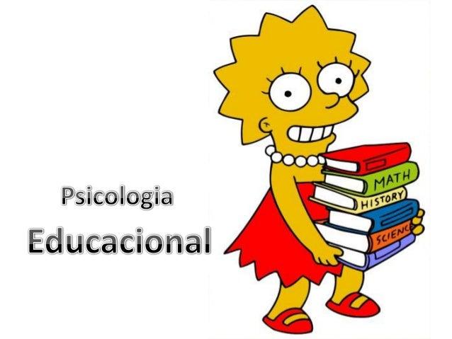 A psicologia educacional assume uma grande importância nosnossos dias.Ela está implicada na abordagem das questões de ensi...