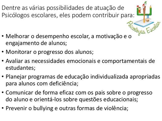 • Avaliar o clima da escola e melhorar a conectividade na escola entre equipe escolar, alunos e família; • Elaboração e co...