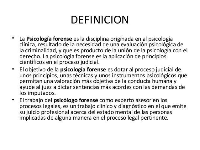 Psicologia Forense1iafjsr