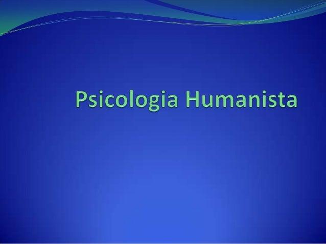 As três forças em Psicologia Behaviorismo Psicanálise Psicologia Humanista