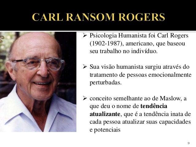 Carl Rogers e a ACP – Abordagem Centrada na Pessoa ...