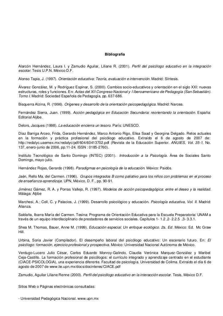 Psicologiapdf 321 los campos de accion del psicologo educativo for Accion educativa espanola en el exterior