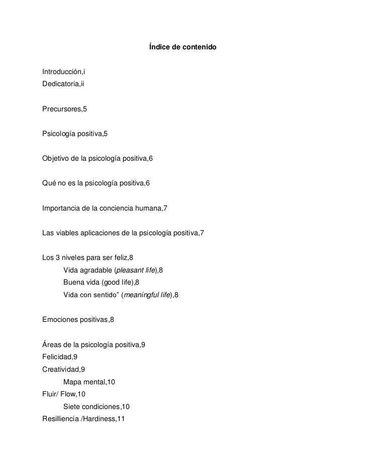 Psicologia positiva Slide 3