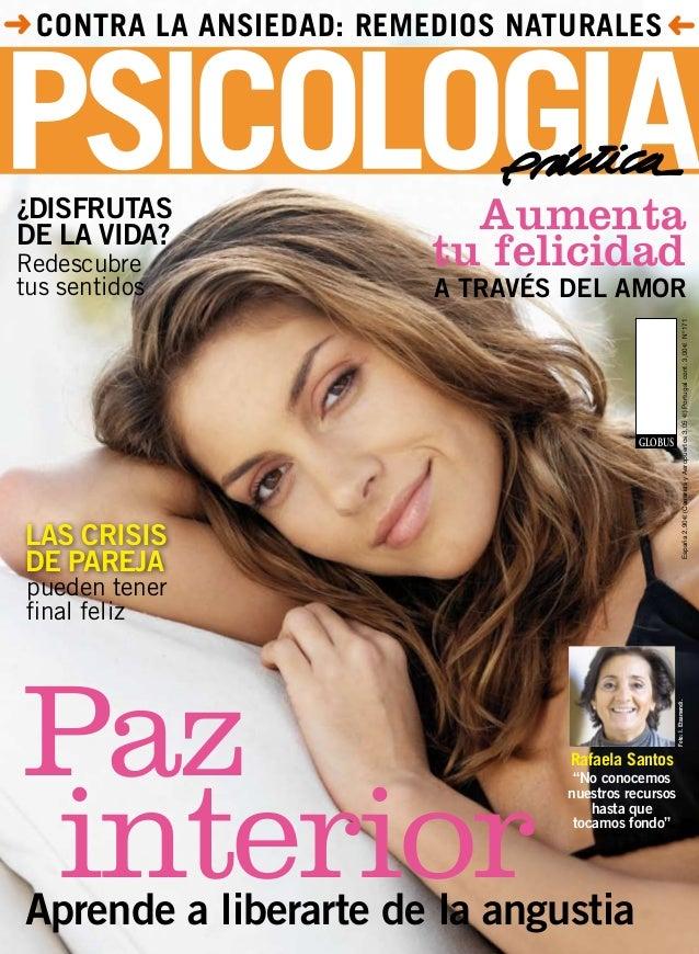 ➜ ➜contra la ansiedad: remedios naturales globus España2,90(CanariasyAeropuertos3,05)Portugalcont.3,00Nº171 Paz interio...